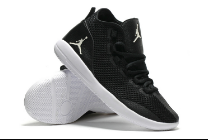 Men Jordan Reveal Black White Shoes